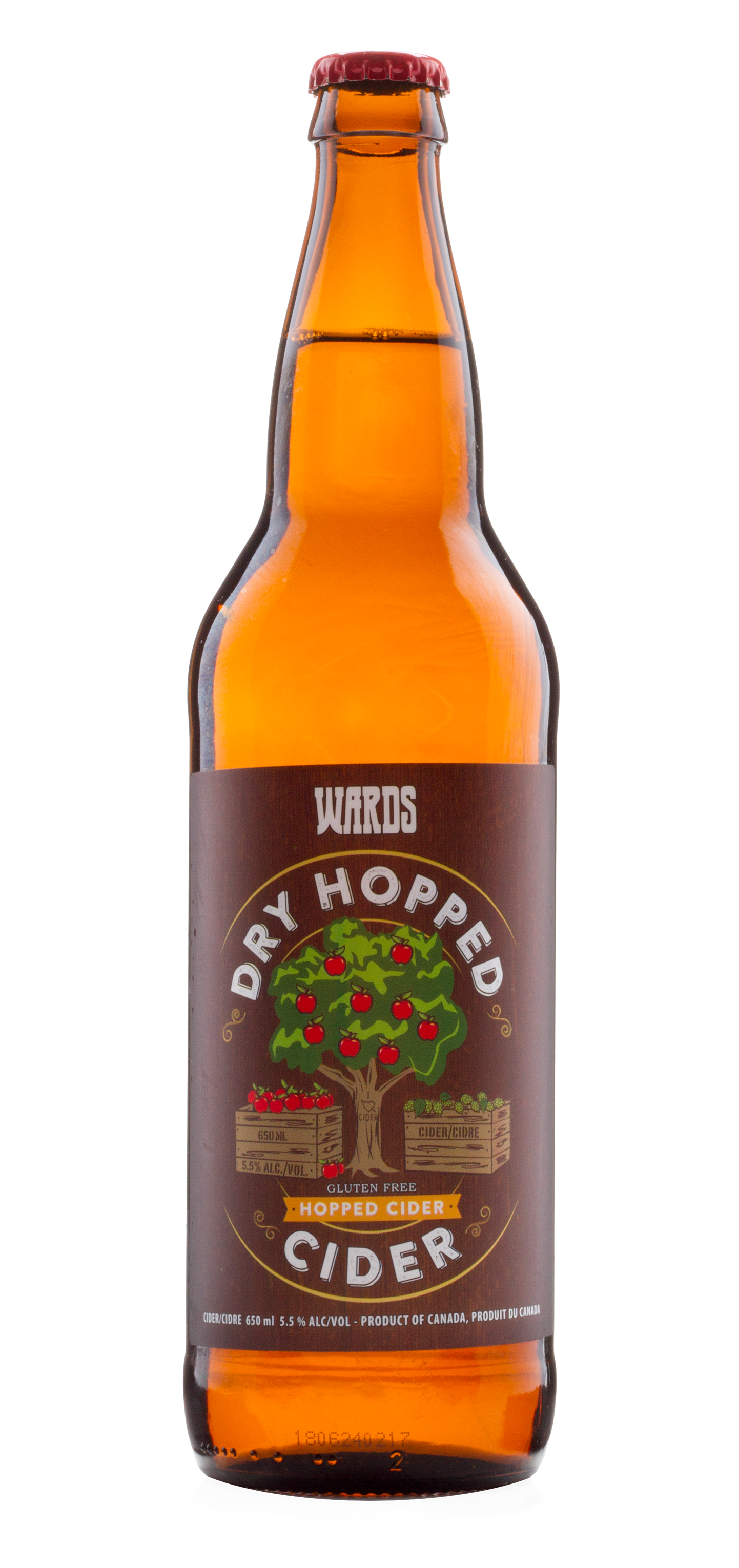 Wards Dry Hopped Cider