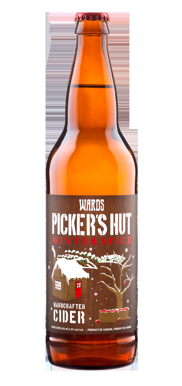 Picker's Hut Winter Spice