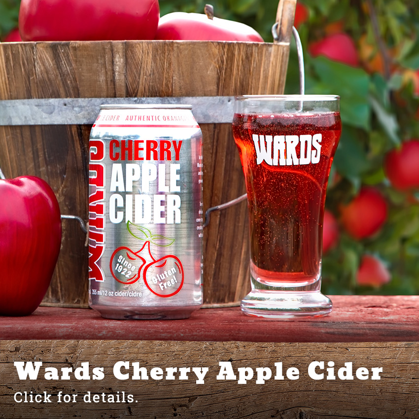 Wards Cherry Apple Cider