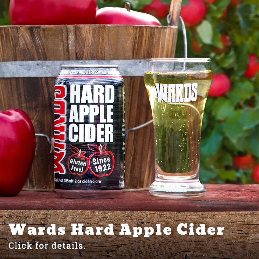 Wards Hard Apple Cider
