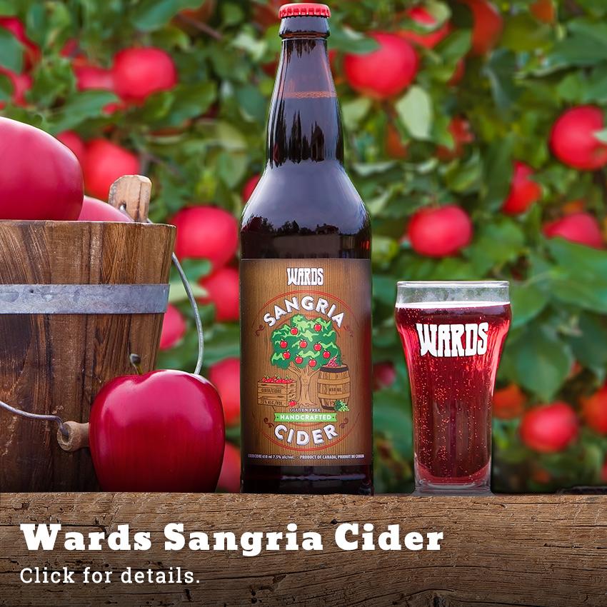 Wards Sangria Cider