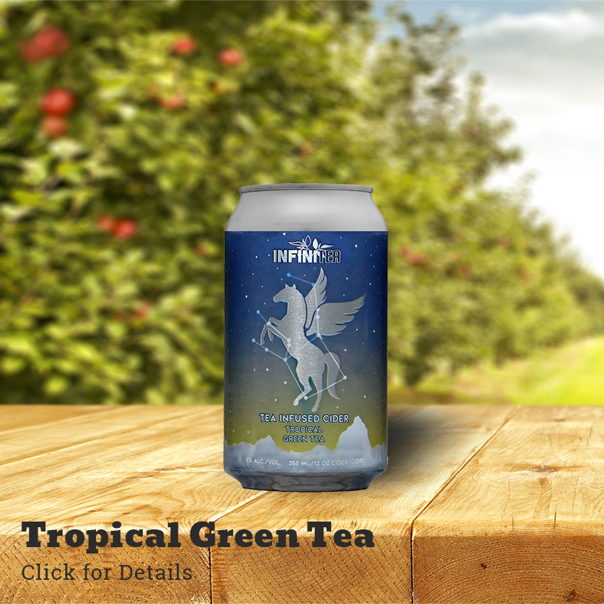 Infintea Tropical Green Tea